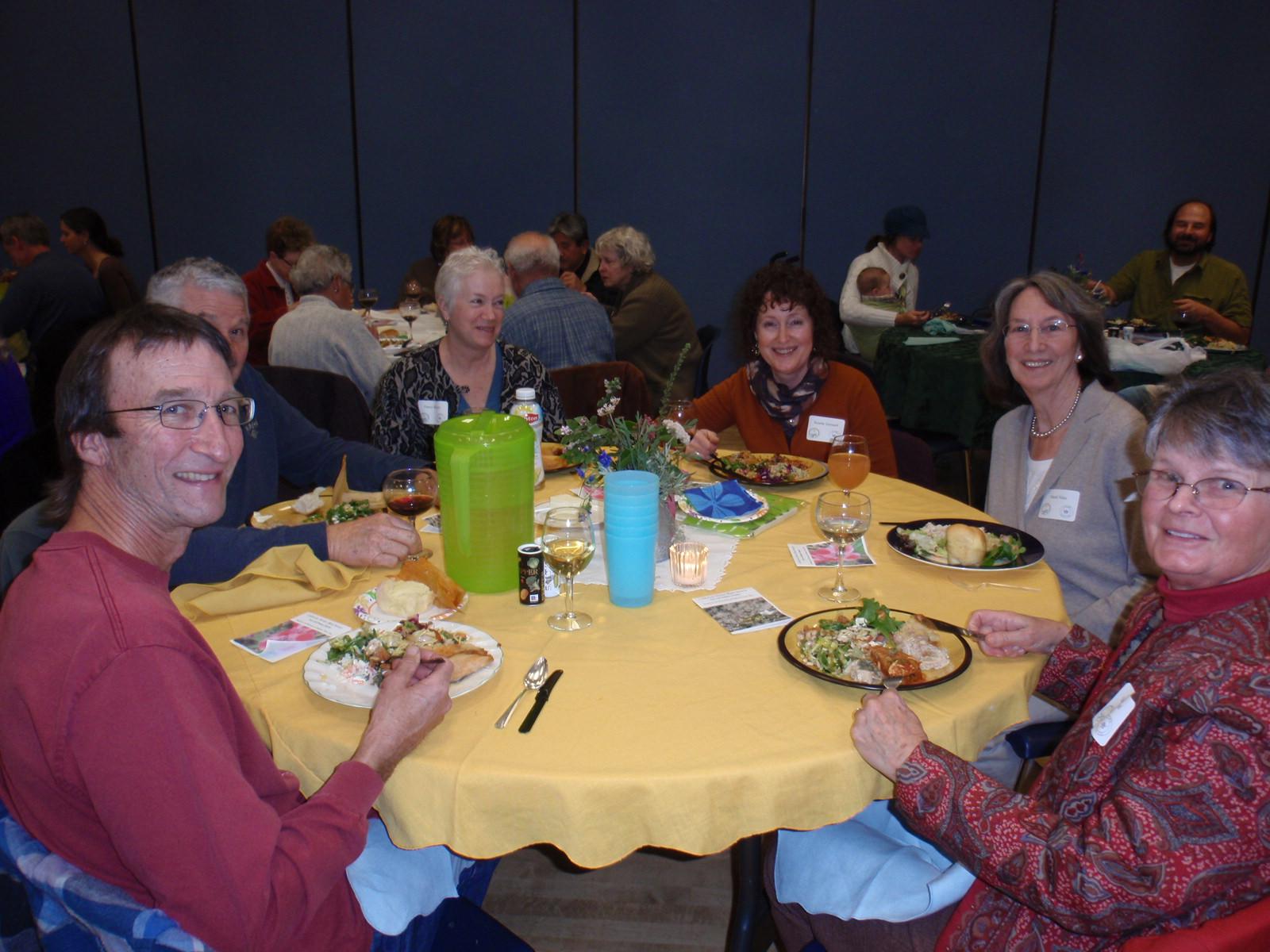 CNPS-SLO banquet
