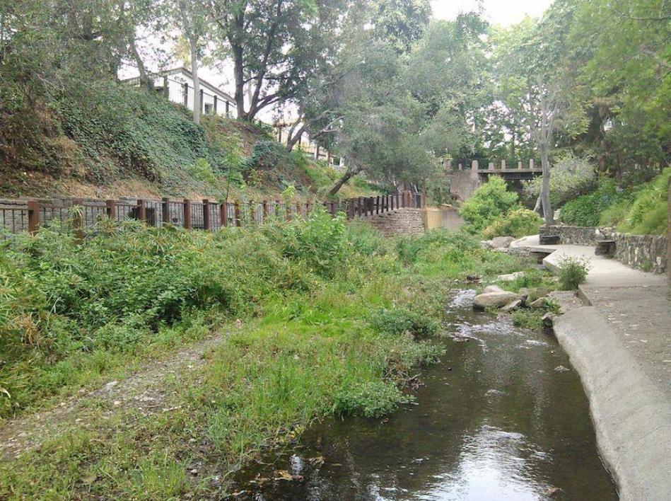 Mission Plaza – San Luis Creek Restoration Project