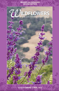 SLO Wildflowers book
