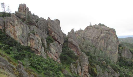 April in Pinnacles National Park