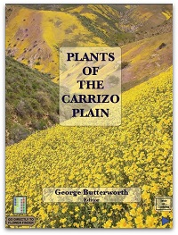 Plants of the Carrizo Plain book cover