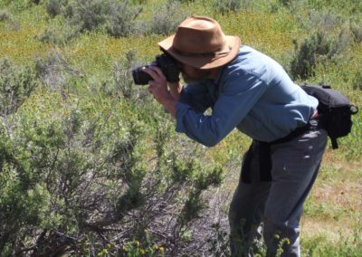 Marlin Harms Carrizo Plain