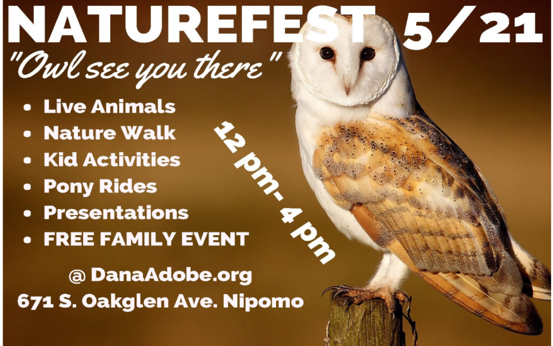 DANA Adobe Naturefest