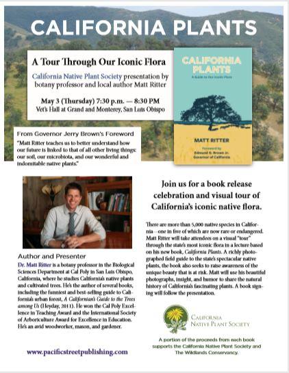 Dr. Matt Ritter Book Release