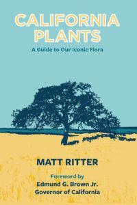 Matt Ritter, California Plants book image