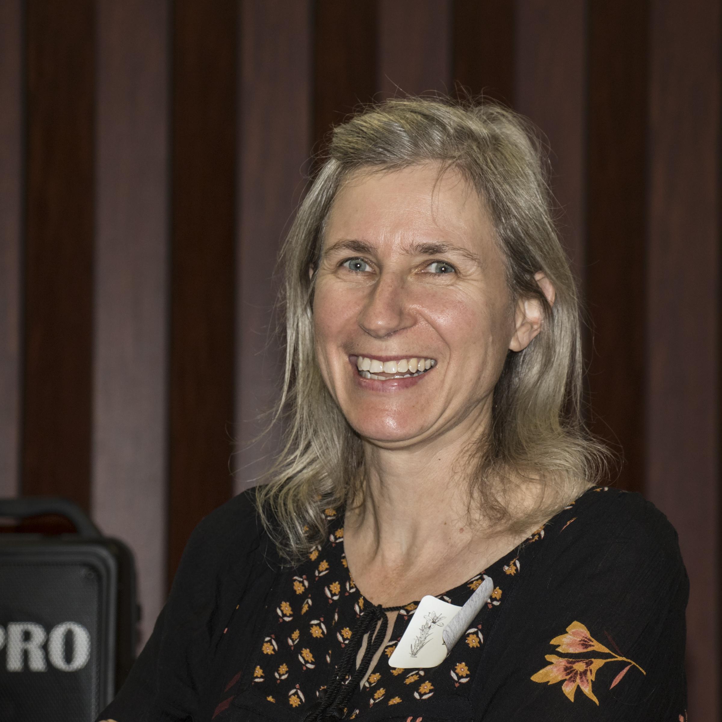 CNPSSLO banquet Jan 11 2020 Julie Evens speaker