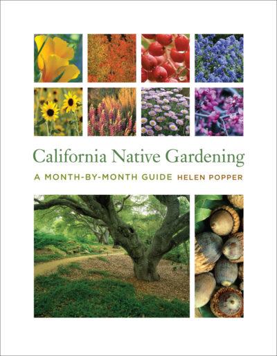 Cal Native Gardening book cover jpg